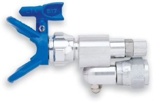 Graco clean shot valve